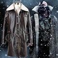 Batman The Dark Knight Rises Bane Coat Jacket Cosplay Costume