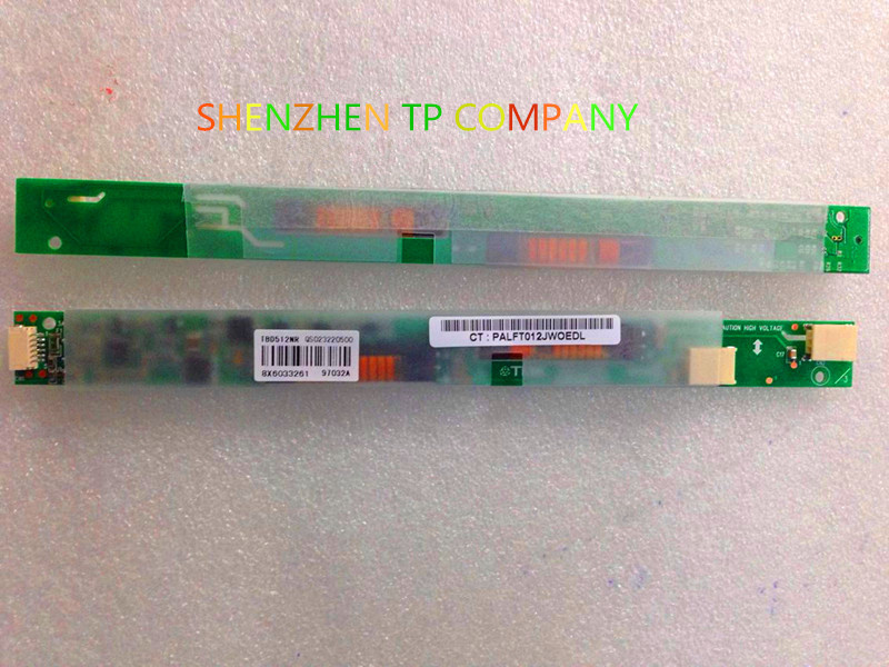 BRAND New Dual Lamp LCD Inverter For HP HDX X16 HDX16 HDX18 TBD512NR 498324-001 496467-001 AS023217502