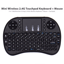 font b Mini b font 2 4GHz Wireless Keyboard Air Mouse Touchpad for font b