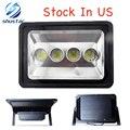 (2 pçs/lote) AC85-265V 200 W 300 W 400 W LED Projector LED Ao Ar Livre Flood lâmpada luz impermeável CONDUZIU a luz Do Túnel da lâmpada de rua lapms