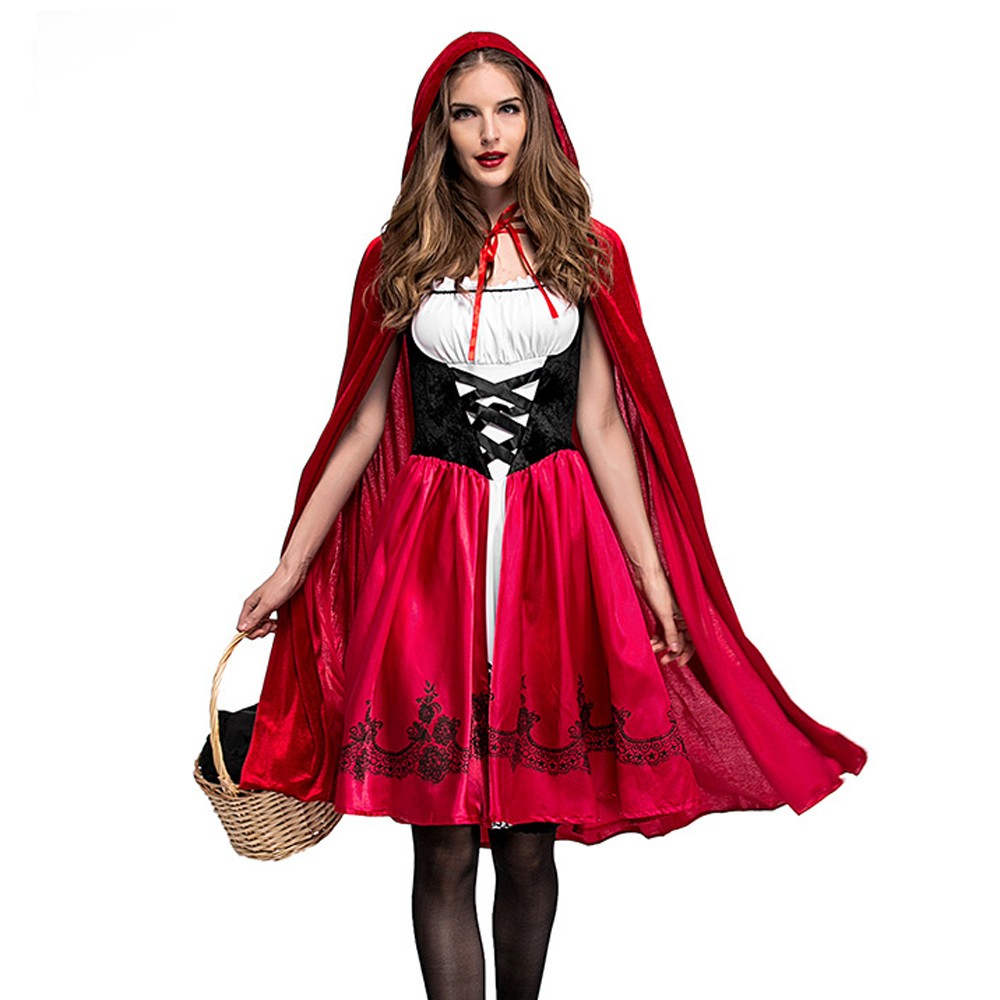 Women dress for Halloween Costume vestidos verano 2019 Cosplay Ball Party Hooded Bandage Shawl Dress Suit sexy dress freeship #F