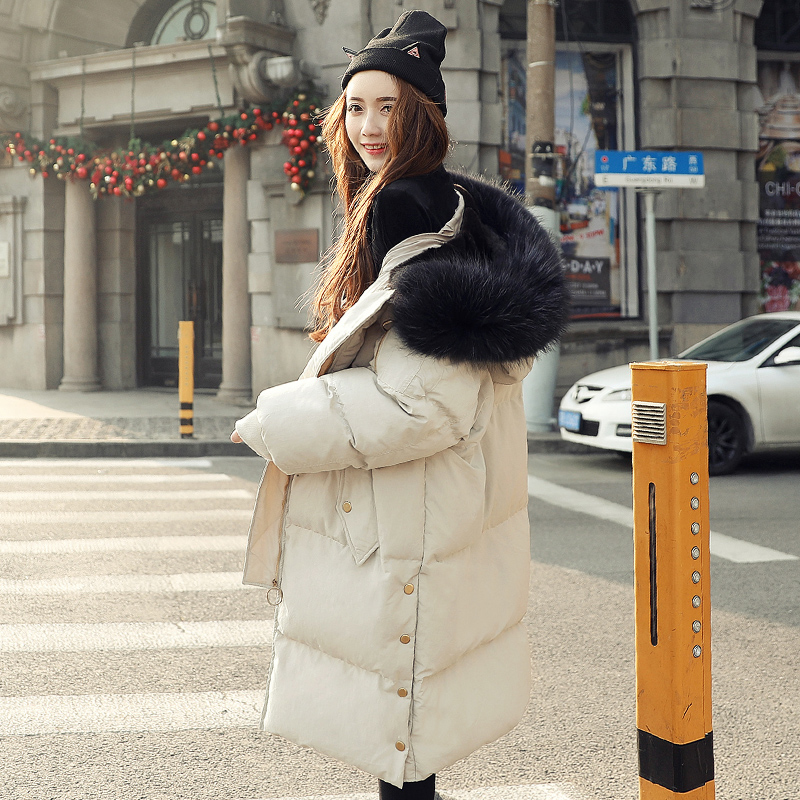 2017 New Women's Korean Cultivating In The Long Tidal Range Of Big Raccoon Fur Fur Clothing Bread Thick Down Jacket tarek el geziry assessment of tidal current energy resource in the strait of messina