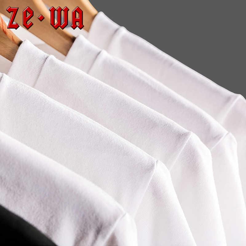Màu be Áo Thun Nam Vintage Bóng In Áo Thun Nữ Slim Fit Cotton Quần Áo Mới Lạ Kẻ Áo Graphic Tee Thủy Thủ Đoàn Cổ áo THUN Nữ