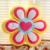 Brinquedos de pelúcia 40 * 40 cm de flor de pelúcia travesseiro almofada de pelúcia brinquedos de pelúcia presente de aniversário presente do dia dos namorados