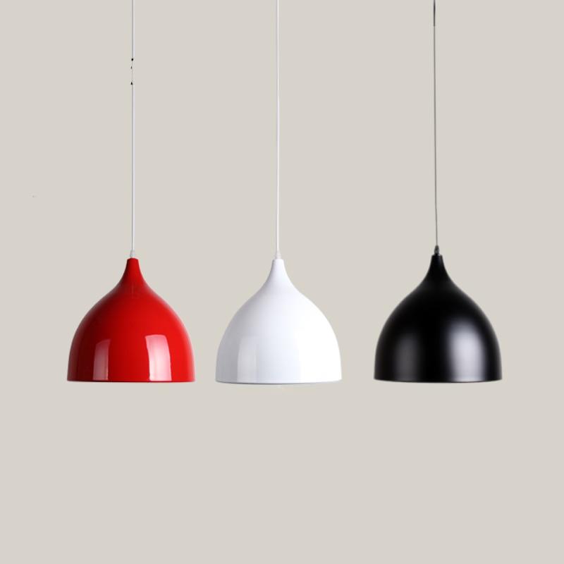 Charmant Wonderland Modern Nordic European Blacku0026Whiteu0026Red Pendant Light  Lustre,Living Room Lamps Christmas Decor,Dia17/23/30/35cm PLL 31 In Pendant  Lights From ...