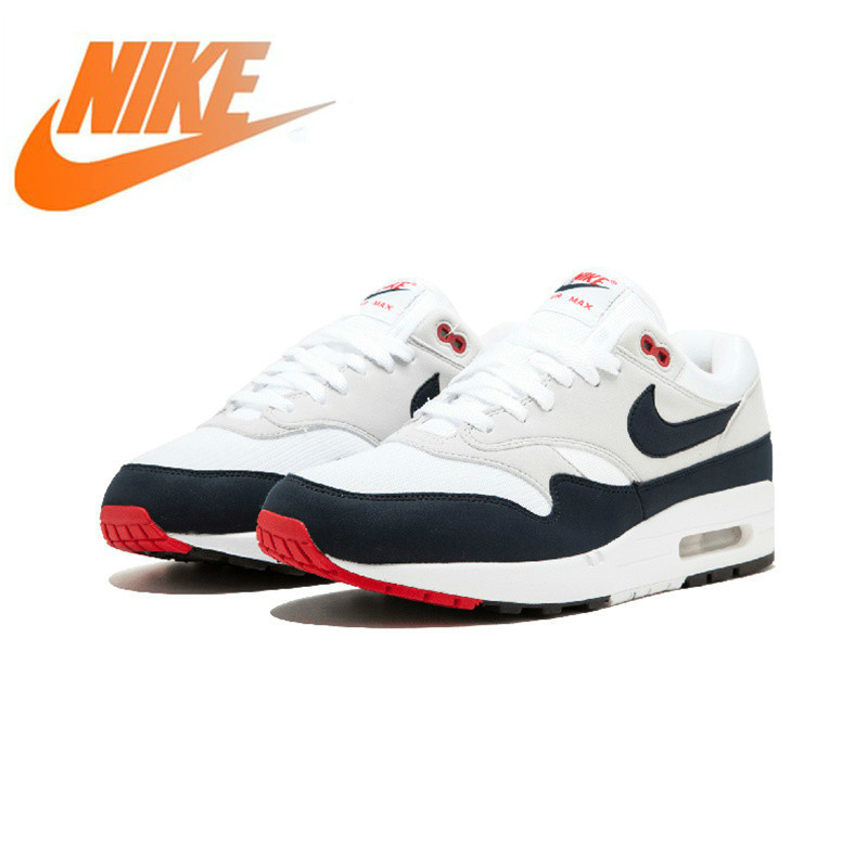 ac9beddeff Original Authentic Nike AIR MAX 1st Anniversary Men's Running Shoes Outdoor  Quality Sports Shoes Casual Wear 908375-104