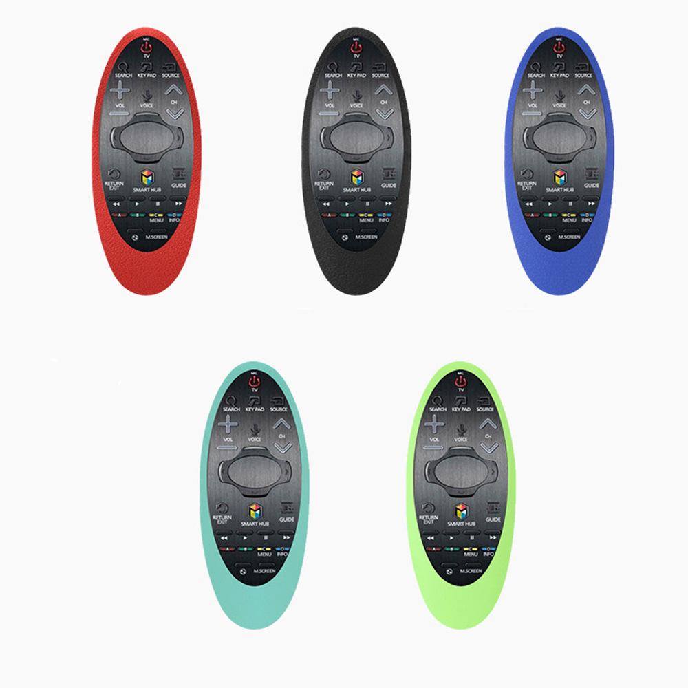 SIKAI For Samsung Smart TV Remote Control Case 2018 New Arrival Soft Silicone Cover Protective Skin For Samsung TV Remote CaseSIKAI For Samsung Smart TV Remote Control Case 2018 New Arrival Soft Silicone Cover Protective Skin For Samsung TV Remote Case