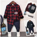 winter children's jacket thick boys clothes causal baby letter print blouse american style boys blouse for hip hop party costume