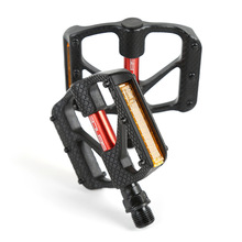Bike Pedals MTB Road 3 Sealed Bearings Bicycle Pedals Mountain Bike Pedals Wide Platform Pedales Bicycle Mtb Accessories zeray pedales mountain bike for shimano spd self locking zp 109s compatible sealed bearing mtb pedals bicycle accessories