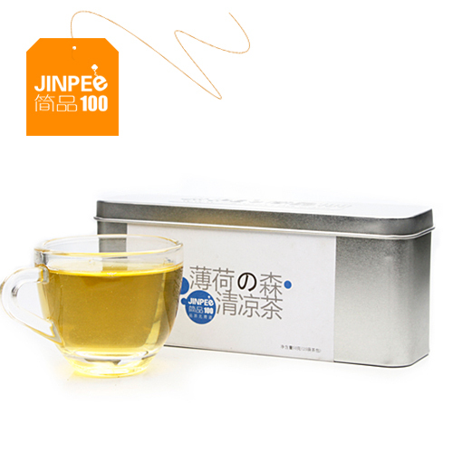 Herbal tea mint tea herbal tea cool tea fresh mint bag