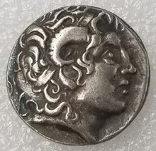 Greek coin copy commemorative foreign antique