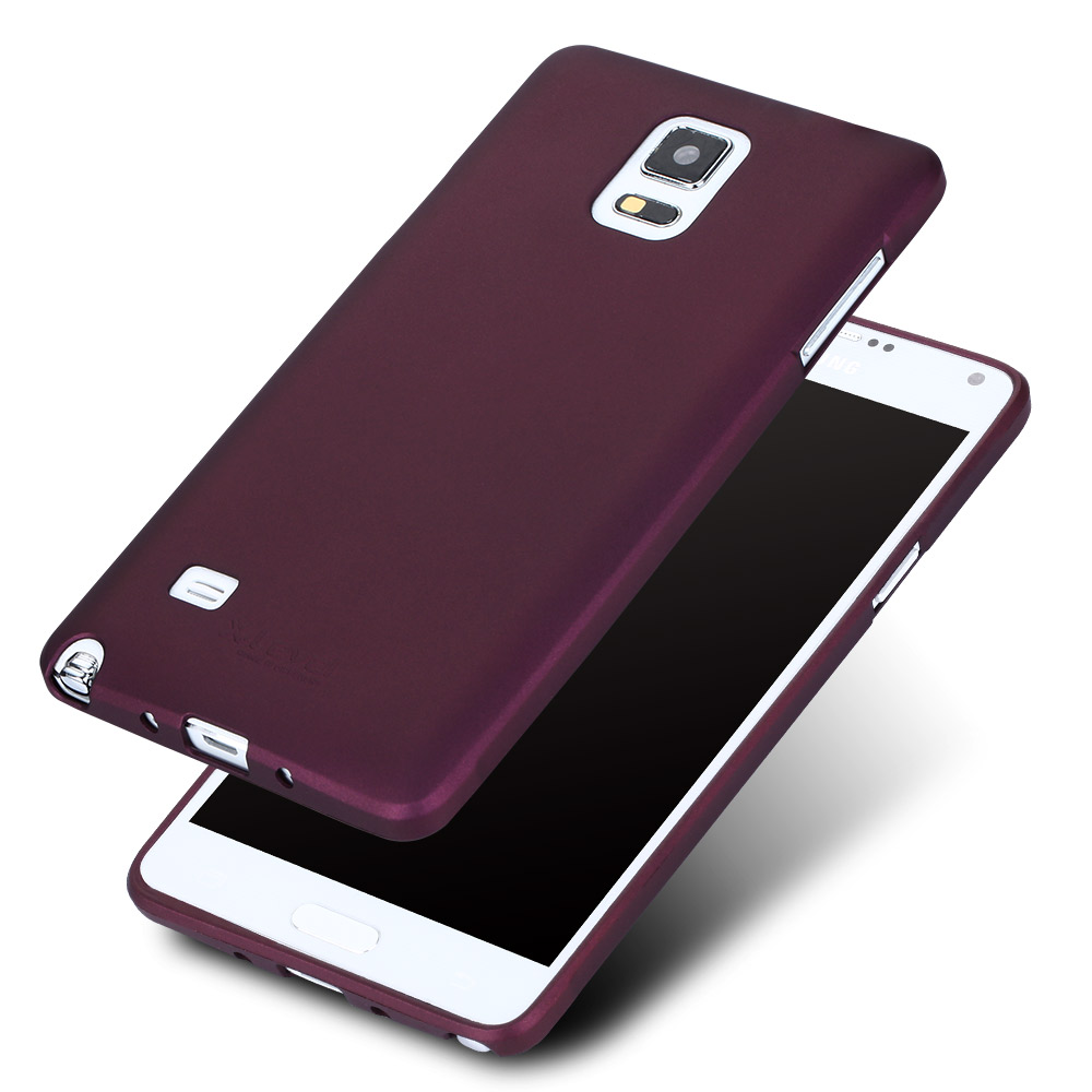 X-Level TPU Soft Case For Samsung Note 4 Luxury Back Case Cover For Samsung Galaxy Note 4 case