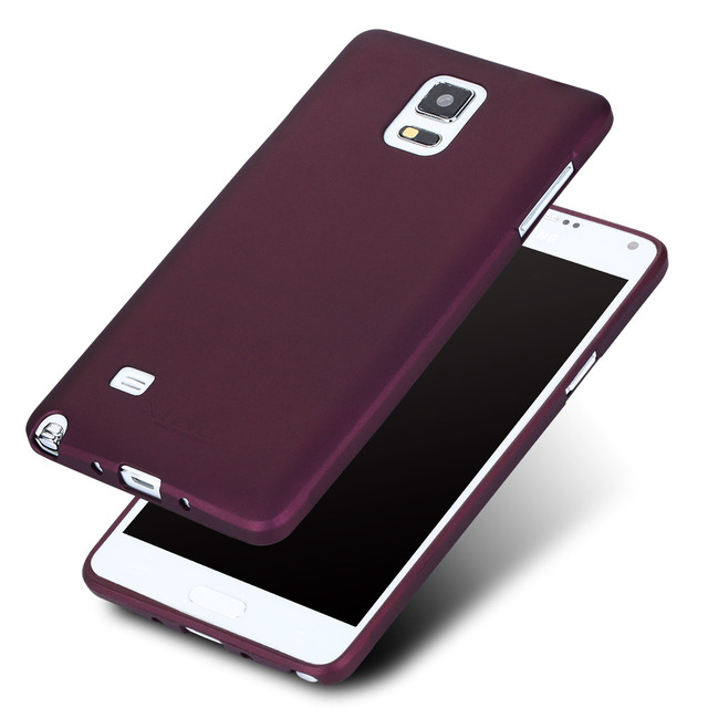 9e51e35cd2c X-Level TPU Soft Case For Samsung Note 4 Luxury Back Case Cover For Samsung  Galaxy Note 4 case