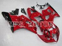 Для Suzuki 03 04 GSXR1000 GSXR GSX R 1000 K3 K4 впрыска ABS мотоциклетные комплекты обтекателей кузов 2003 2004 черный/красный