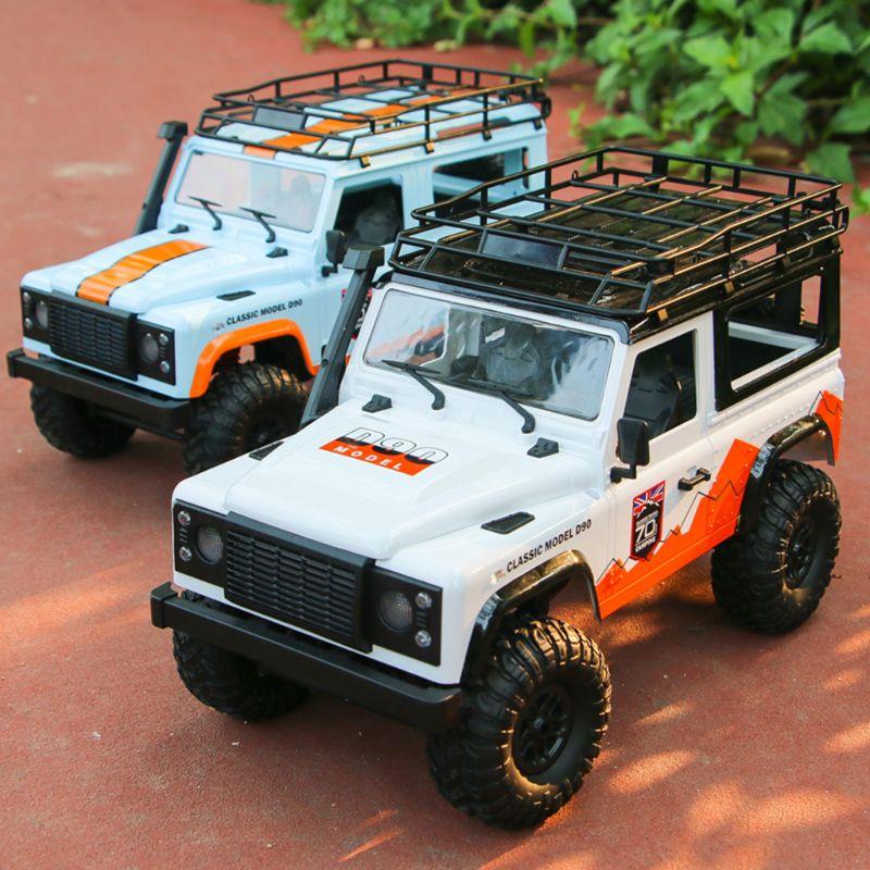 Купить с кэшбэком Premium New Plastic Steering Gear MN 99 2.4G 1/12 4WD RTR Crawler RC Car Vehicle Toy Model Outdoor Toys Kids