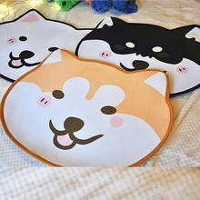 55x40 Cm Cartoon Shiba Inu Carpet Dog Sleeping Mat Living Room Toy For Bedroom