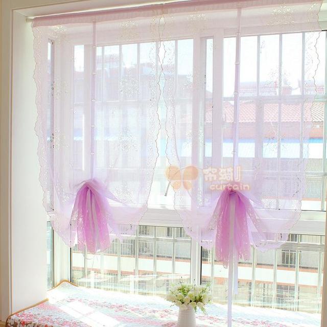 Elegante globo cortinas roma cortina de tul de color - Cortinas y decoraciones ...