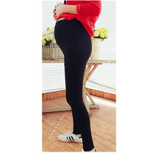 Buy Maternity Belly Pants Spring Summer Cotton Trousers For Maternity Women Legging Pencil Long Pregnant Women Clothes E0023 directly from merchant!