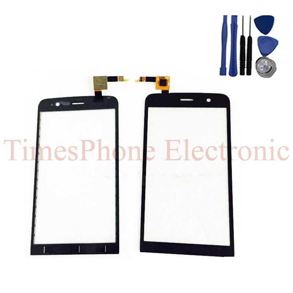 New Original Touchscreen For Explay Blaze Touch Panel Digitizer Window Front Glass With Sensor Replacement + Tools