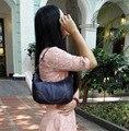 Guarantee 100% Cowhide Genuine Leather Women's Authentic Designer Handbag Female Retro Best Shoulder Bag Classic Small Clutch