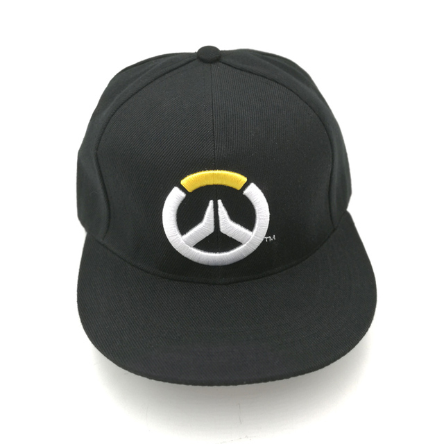 ab90cdbe07faf Overwatch Baseball Cap for Women Men Embroidery Original Hats Captain  America Cool New Design Clothing Accessories for Gift