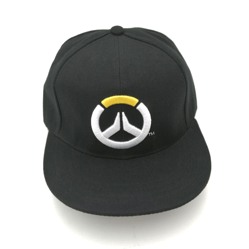 Overwatch   Baseball     Cap   for Women Men Embroidery Original Hats Captain America Cool New Design Clothing Accessories for Gift