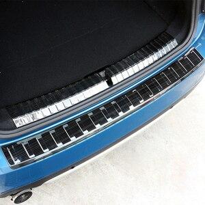Image 5 - 車のバンパートランク後衛リアインナー外板プロテクターガードトリムのためのミニクーパー F54 F55 F56 F60 accessroies