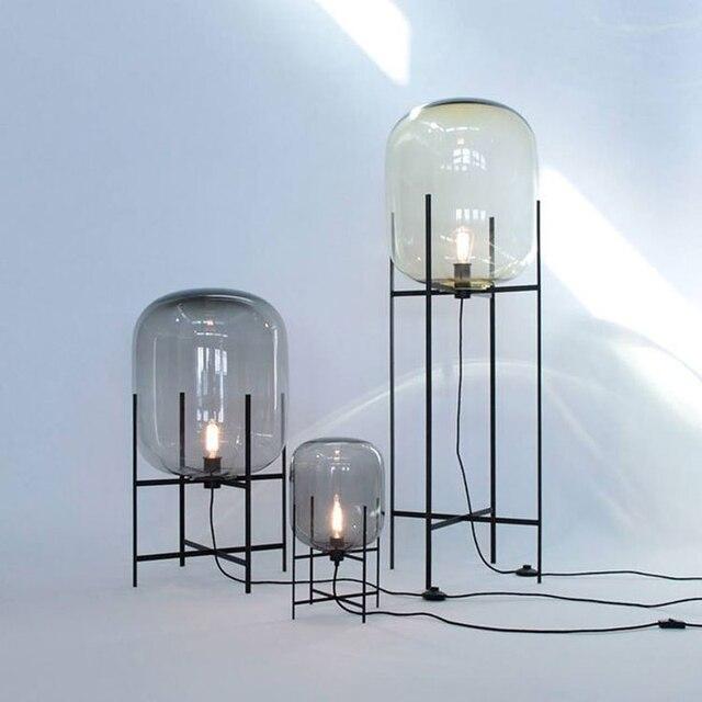 Sconto Post moderno Semplicità Lampade da Terra Luci A LED ...