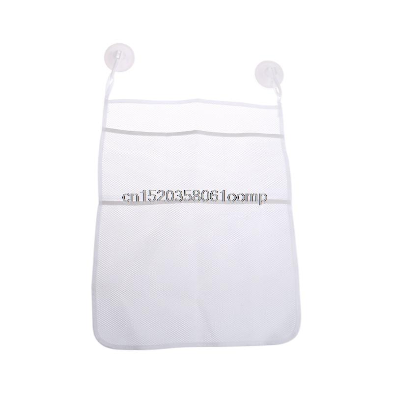 Детские Ванная комната Ванна игрушка сеточку сумка Организатор держатель вещи аккуратные сумка # K4UE # Прямая поставка ...