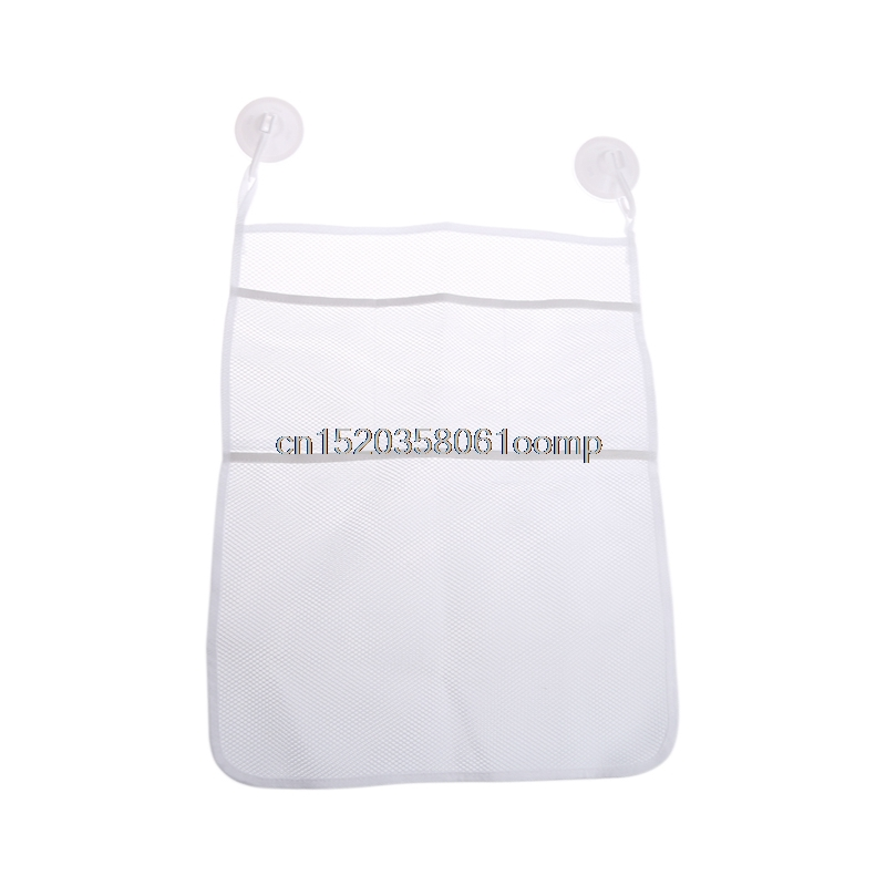 Baby Kids Bathroom Bathtub Toy Mesh Net Bag Organizer Holder Stuff Tidy Bag #K4UE# Drop Ship