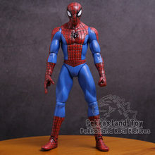 "Brinquedos do homem aranha Marvel Superhero The Amazing Spider Man PVC Action Figure Collectible Modelo Toy 8 ""20 cm(China)"