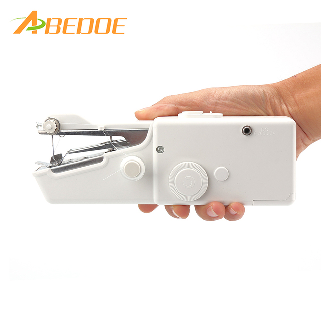 Hot Convenient Brief Home Easy Use Tailor Small Household Electric Mini Multifunction Portable Sewing Machine