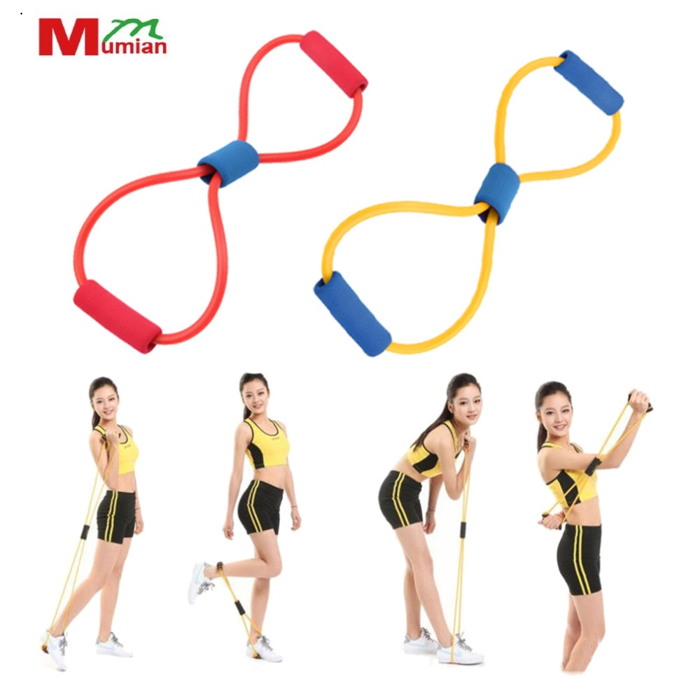 Resistance Training font b fitness b font band athletic rubber bands Sport Elastico Para Exercicios Yoga