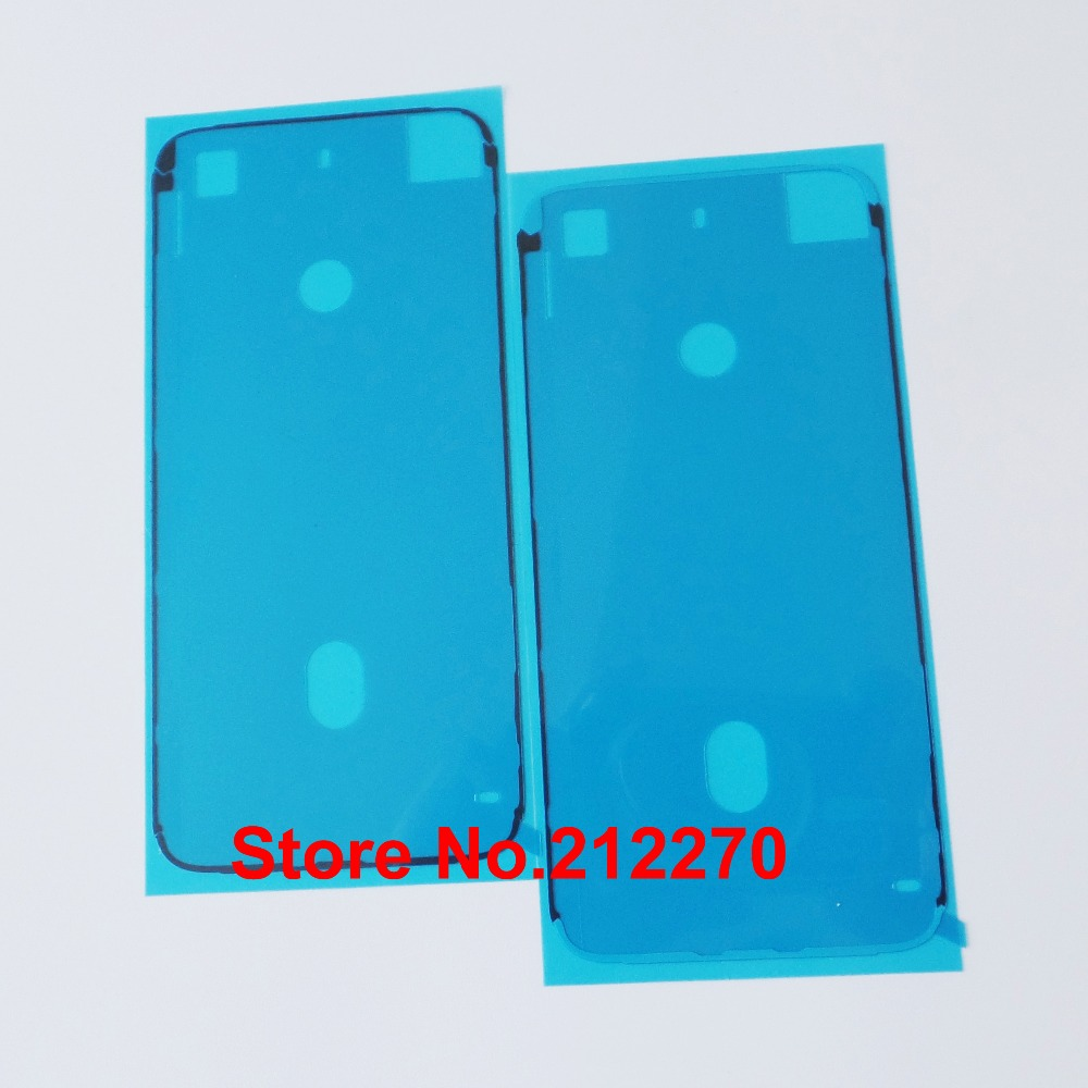 YUYOND Original New Waterproof Adhesive Sticker For iPhone 7 LCD Front Housing Frame Wholesale