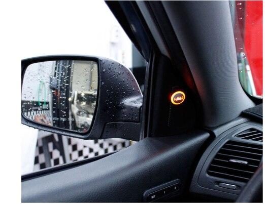Microwave Blind Spot Detection System BSD BSA BSM LCA Millimeter Wave Radar Blind Spot Monitoring Assistant Car Driving Security