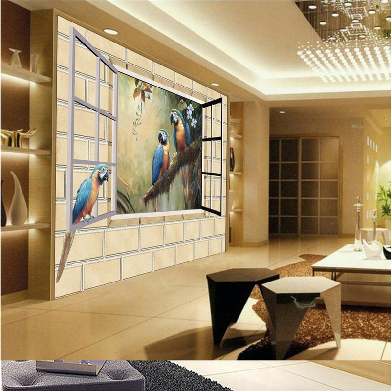 Compare Prices On Parrot Wallpapers Online Shopping Buy