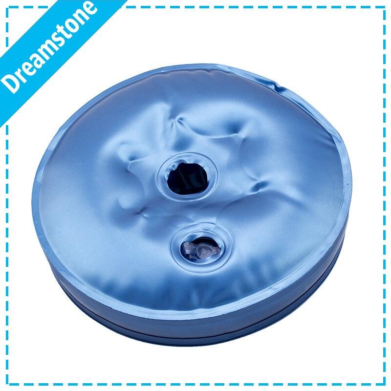 Бодибилдинг Регулируемый воды гантели безопасно женский гантели водой похудеть гантели портативного оборудования