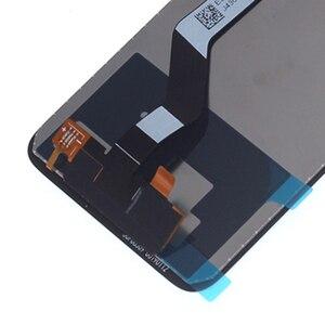 """Image 5 - 6.26 """"lcd original para xiaomi redmi nota 7 display lcd tela de toque digitador assembléia para redmi nota 7 pro lcd com quadro"""