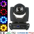HOT 230w Zoom Moving head light/7R LED Beam Spot Light/with Touch Screen Prism Gobo RGBW DMX512 Stage Light