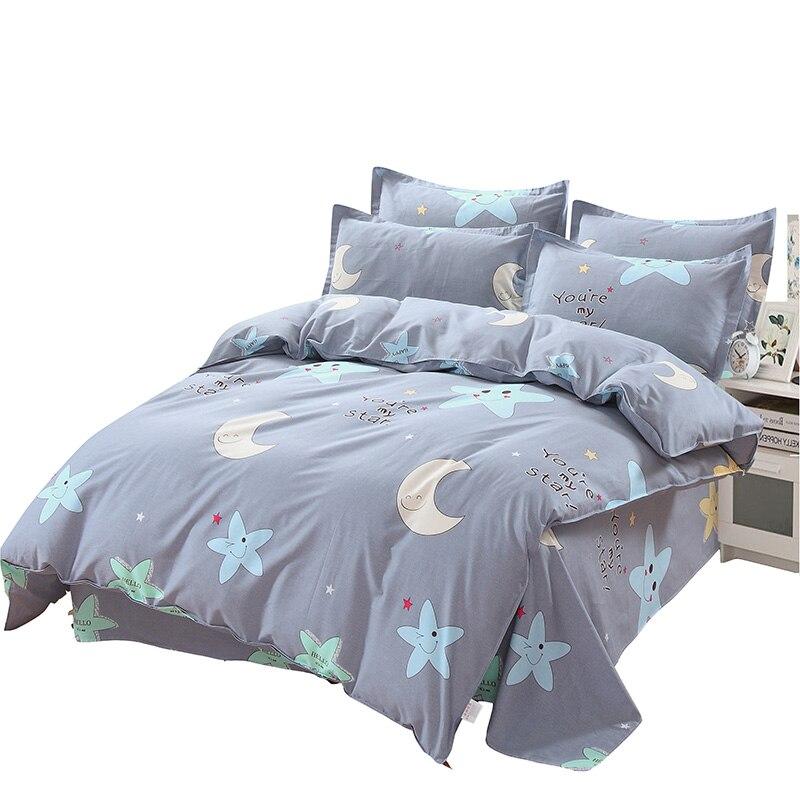 Hot Sale 3d Animal Desert Wolf Bedding Set Bedlinen Set Duvet Cover Set 100%cotton Bedding Sets Home Textiles Childrens Gift Pure White And Translucent Power Source