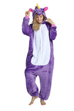 adult jumpsuit pajamas women home clothes conjoined sleeping all-in-one sleeper suits winter cosplay suit good