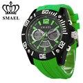 Luxury Brand Men Watches Military 30M Waterproof Dive Digital Quartz Watches Sport Casual Mens Wrist Watch reloj hombre WS1035