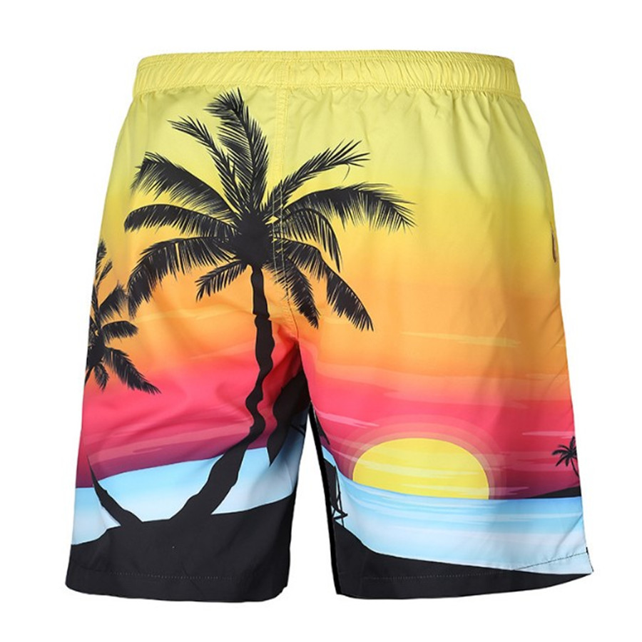 Men's Clothing Kind-Hearted Shorts Men New Summer 2019 Holiday Beach Pants Print Modis Casual Straight Drawstring Swimshorts Men Erkek Deniz Short Xl5069 To Be Highly Praised And Appreciated By The Consuming Public