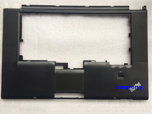 For lenovo Thinkpad T520 T520I W520 Palmrest with FP Palm keyboard bezel 04W1368 image