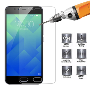 Image 1 - Ultra Thin Full Cover Screen Protective Glass for Meizu M6 M5 M3 Note 9 M6S M5S M5C Tempered Glass for Meizu U20 Pro 6 7 Plus