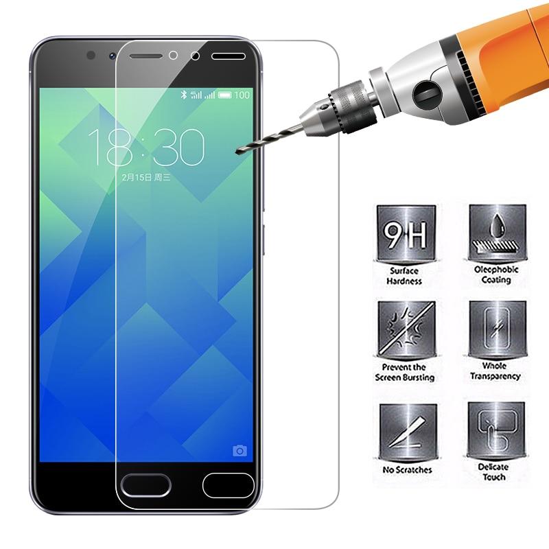 Verre de protection d'écran Ultra mince pour Meizu M6 M5 Note 9 M6S M5S M5C verre trempé pour Meizu U20 U10 Pro 6 7 Plus