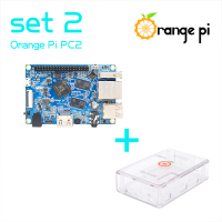 Orange Pi PC2 SET2 Orange Pi PC2+ Transparent ABS Case Supported Android,Debian