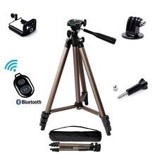 WT3130 mini photo smartphone mount selfie digital camera tripod stand travel tripod portable for sport action camera iPhone gopr