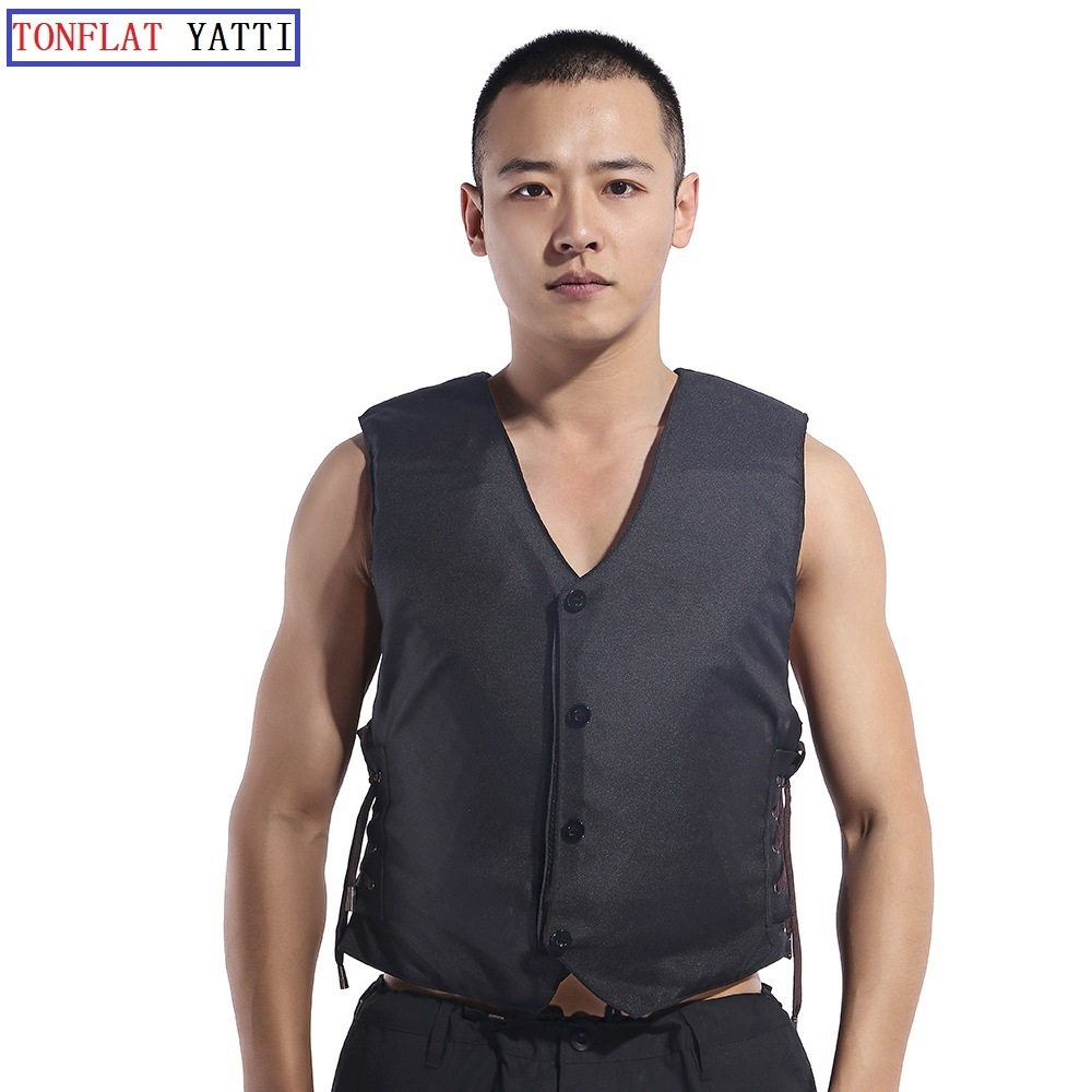New Stichfeste Weste Anti-Stab V-Neck Vests Newstealth High Molecular Resin Composite Material Soft Anti-Tacticalstichsichere