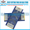 Ferramentas de corte de corte e grooving inserções ZCCCT inserções de segmentação e de suporte da ferramenta 1 pacote